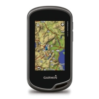 DISPOSITIVO GARMIN PARA MONTAÑA SERIE OREGON