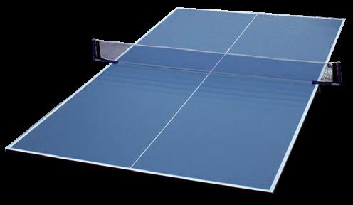 KIT TABLEROS TENIS MESA CON SOPORTE Y RED JIM SPORT 0007160
