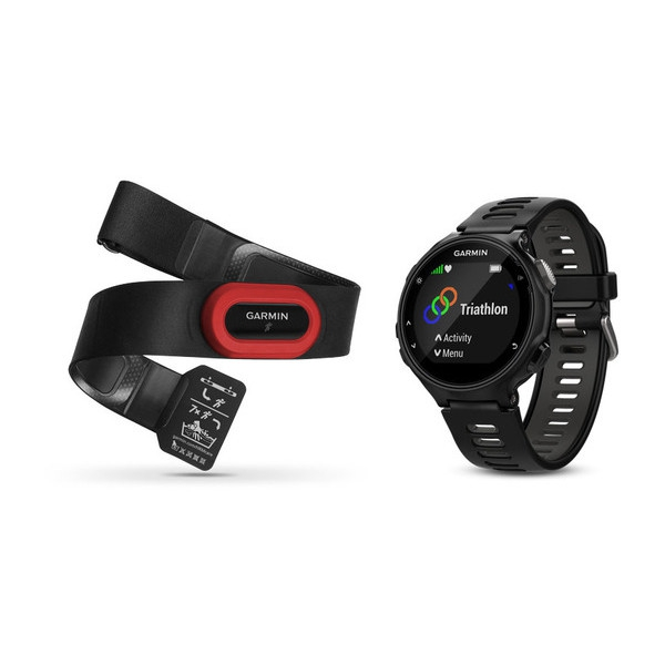 RELOJ GARMIN Forerunner 735XT PACK RUN