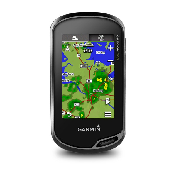 DISPOSITIVO MONTAÑA GARMIN OREGON 700 010-01672-01