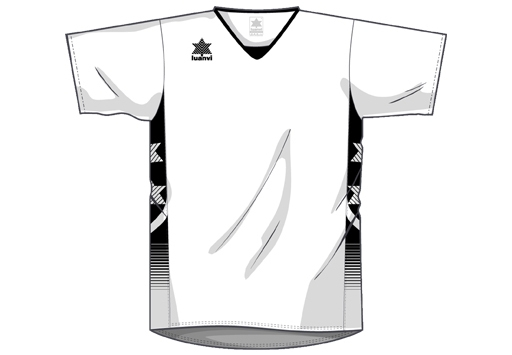 CAMISETA LUANVI CANCHAS ATLAS 07187