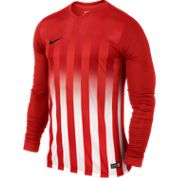 CAMISETA NIKE STRIPED DIVISION II L/S JUNIOR 725971