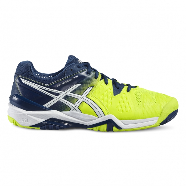 ZAPATILLA ASICS GEL-RESOLUTION 6 E500Y