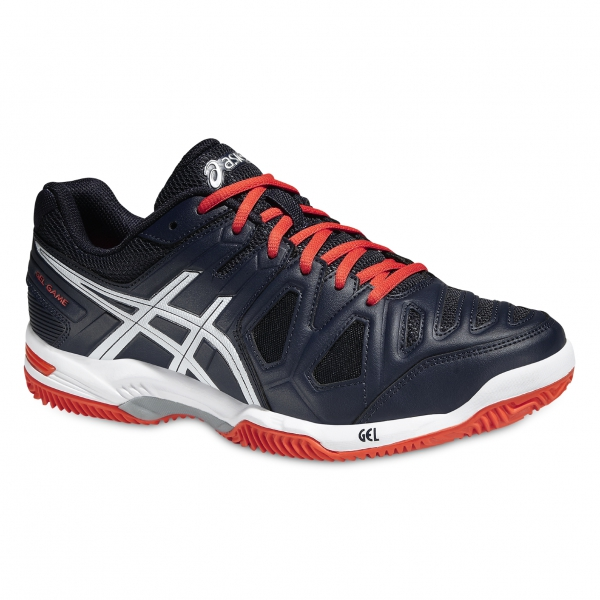 ZAPATILLA ASICS GEL-GAME 5 CLAY E513Y