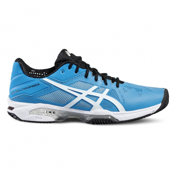 ZAPATILLA ASICS GEL-SOLUTION SPEED 3 CLAY E601N