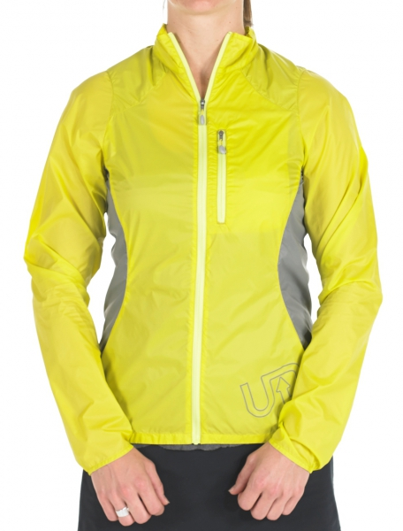 CHAQUETA ULTIMATE DIRECTION MARATHON SHELL (MUJER)