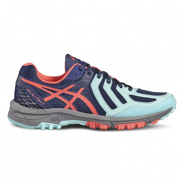 ZAPATILLA ASICS GEL FUJI ATTACK 5 T680N
