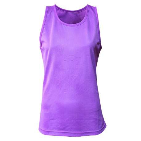 PETO COLOR VIOLETA  SENIOR JIM SPORT 0004040