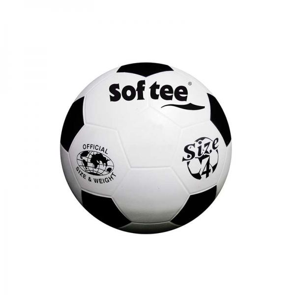 BALON FUTBOL 7 SOFTEE CAUCHO LISO TRAINING I KNEW 0000508