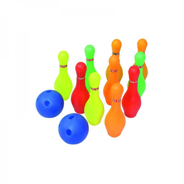 MINIJUEGO DE BOLOS SOFTEE PVC JIM SPORTS 0009702