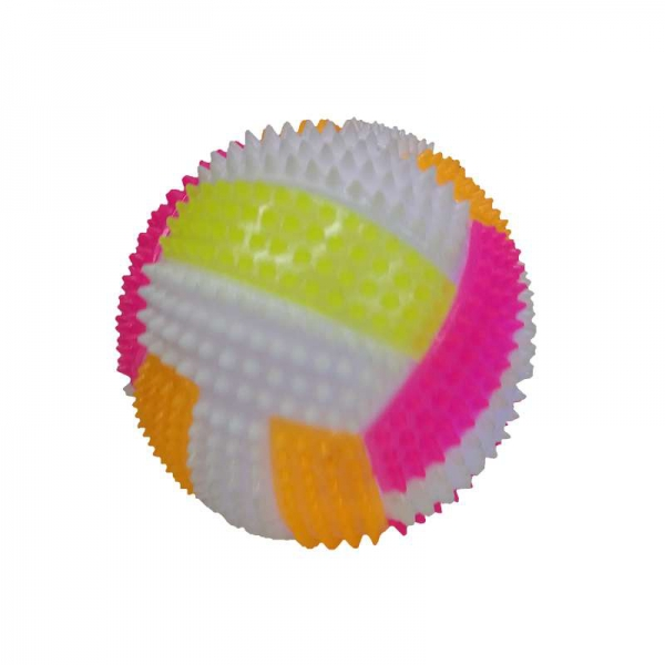 PELOTA LUMINOSA VOLEY 7.5CM JIM SPORTS 0010906