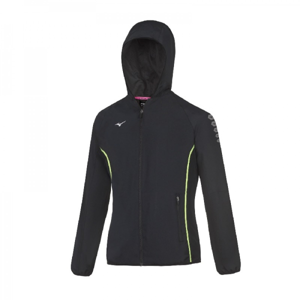 CHAQUETA MIZUNO MICRO JACKET HOODED 32EE7202