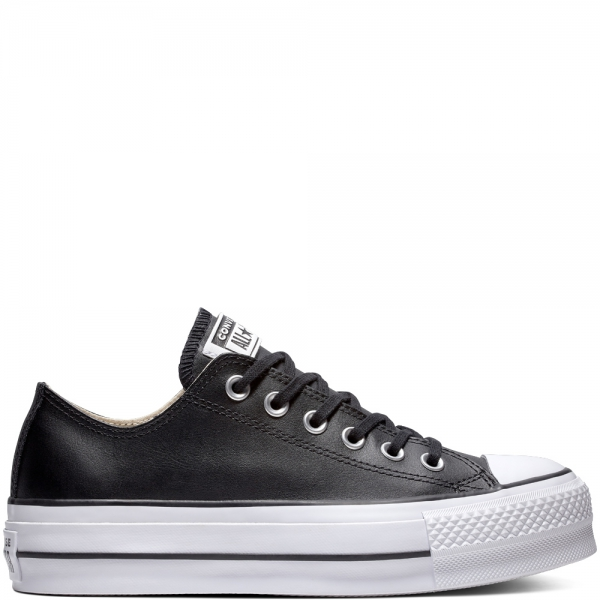 ZAPATILLA CONVERSE CHUCK TAYLOR ALL STAR LIFT CLEAN LEATHER LOW TOP 561681C