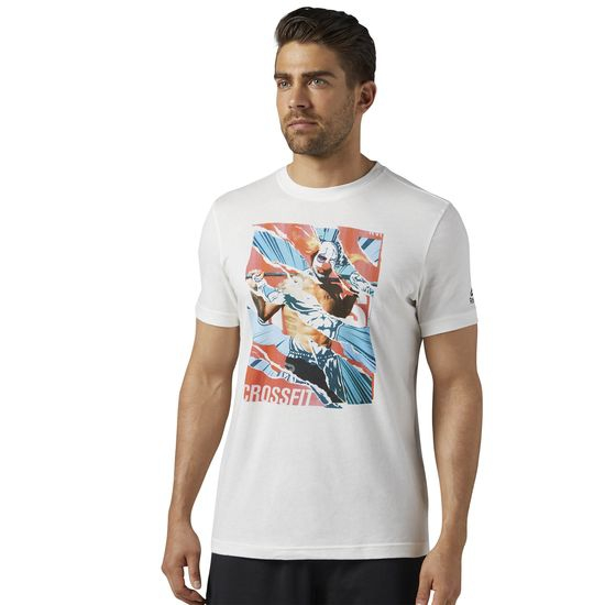 CAMISETA REEBOK CROSSFIT PUKIE COLLAGE GRAPHIC BR0840