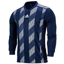 CAMISETA MANGA LARGA ADIDAS STRIPED 19 DU