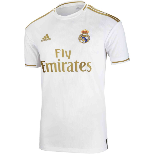 CAMISETA ADIDAS REAL MADRID HOME JERSEY 19/20  DW4433