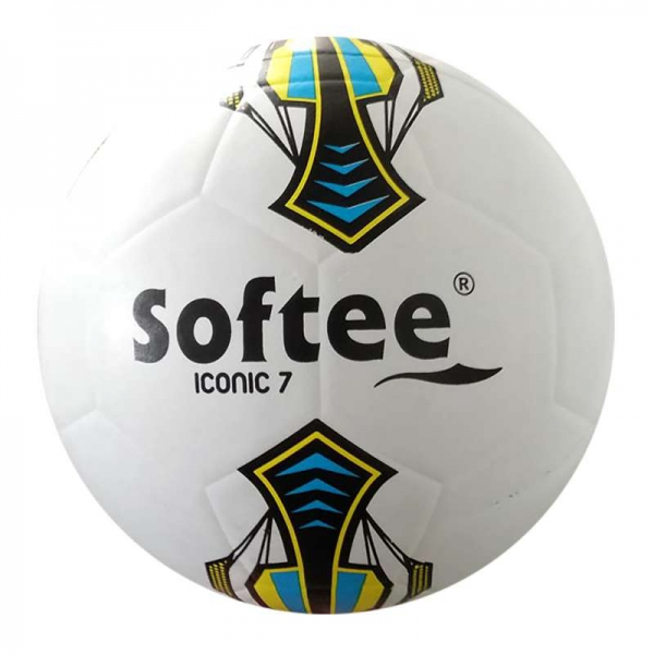 BALON FUTBOL SOFTEE ICONIC JIM SPORTS 80688