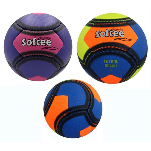 BALON SOFTEE FUTBOL BEACH 5 JIM SPORTS  80659