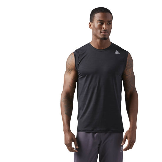 CAMISETA REEBOK CROSSFIT BURNOUT CE0665