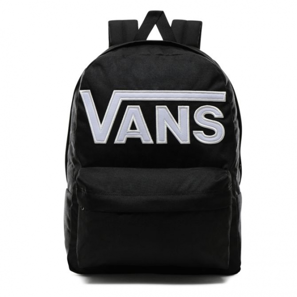 MOCHILA VANS MN OLD SKOOL III BACKPACK BLACK/WHITE VN0A316RY281