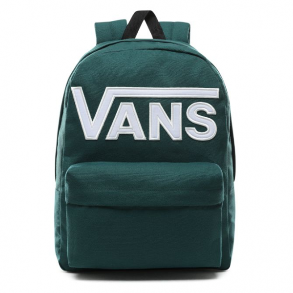 MOCHILA VANS MN OLD SKOOL III BACKPACK TREKKING GREEN VN0A316RTTZ1