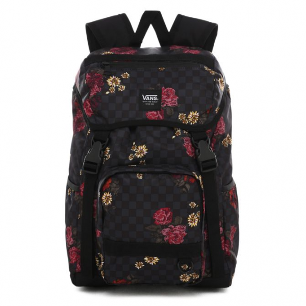 MOCHILA VANS RANGER BACKPACK BOTANICAL CHECK VN0A3NG2UWX1