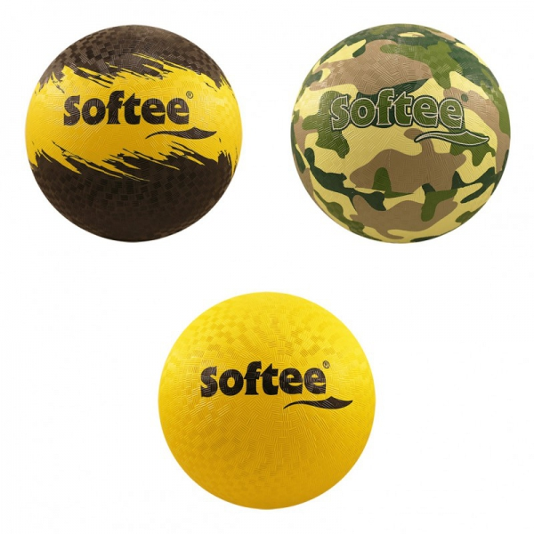 PELOTA CAUCHO SOFTEE JIM SPORTS 24239
