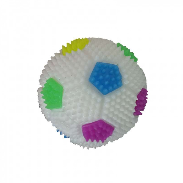 PELOTA LUMINOSA FUTBOL 6.5CM JIM SPORTS 0010905