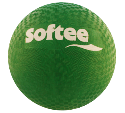 PELOTA CAUCHO SOFTEE JIM SPORTS 220MM 0003293