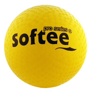 PELOTA CAUCHO SOFTEE JIM SPORTS 180MM 0003292