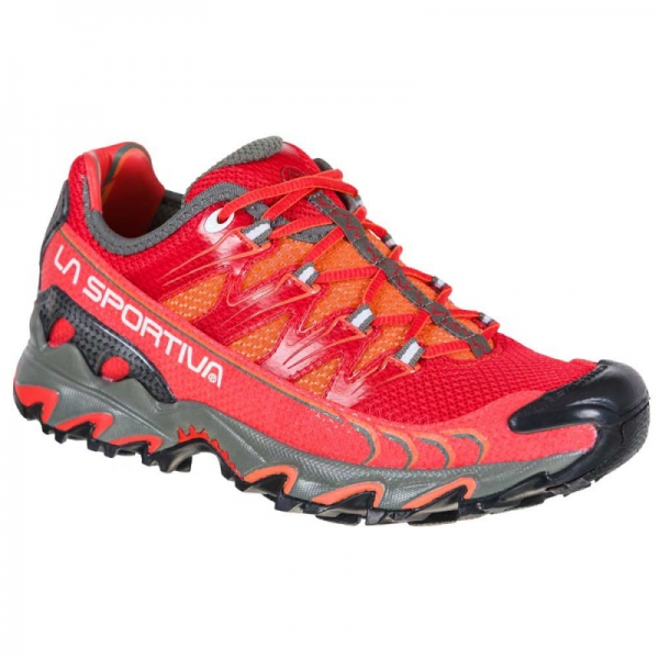 ZAPATILLA LA SPORTIVA ULTRA RAPTOR WOMAN HIBISCUS/FLAMINGO 16V402403